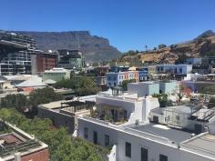 Aussicht von dem Roof Top Pool