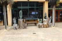 afrikanische Skulpturen