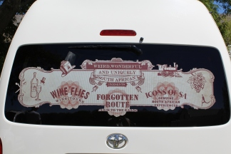 Wine Flies Tour