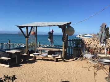 Braai Restaurant am Meer