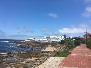 Promenade in Mossel Bay