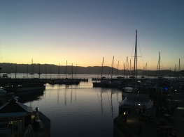Waterfront in Knysna