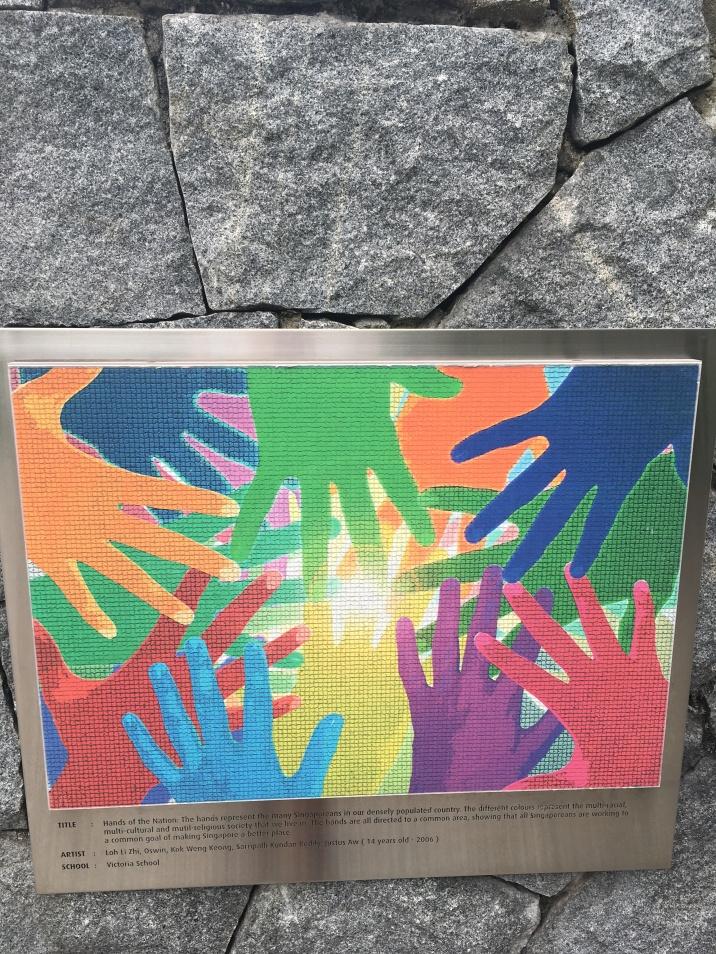 gemaltes Bild