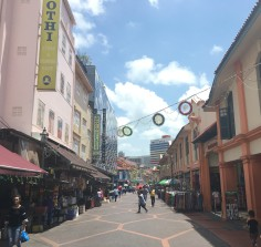Gasse in Little India
