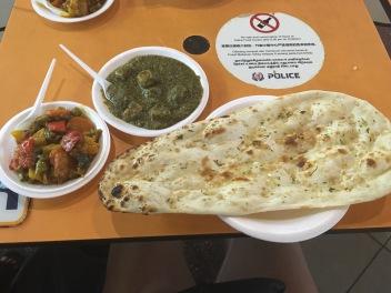 indisches Essen