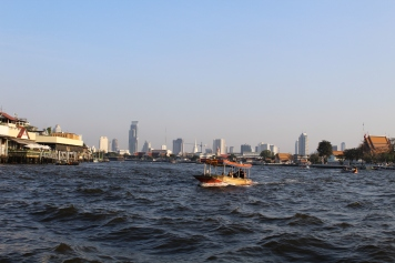 Kanal in Bangkok