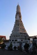 Prang im Tempel Wat Arun