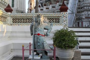 Kriegerstatue