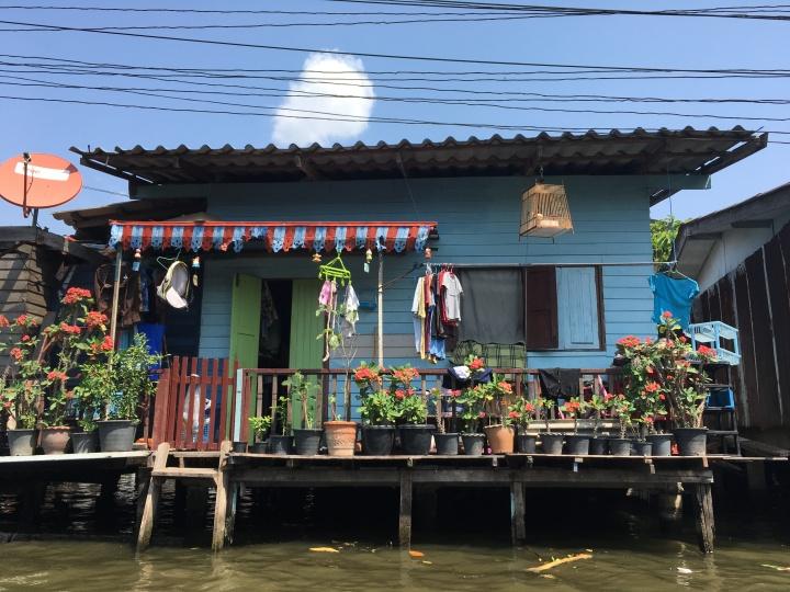 Meine Erlebnisse inBangkok