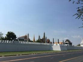 Palast Thailands