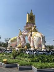 Elefanten Statue