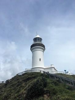Leuchtturm in Byron Bay