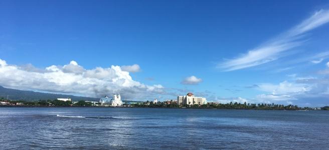 Apia am Meer
