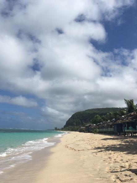 Lalomanu Beach