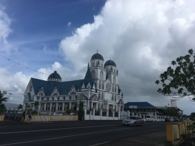 Kirche auf Samoa