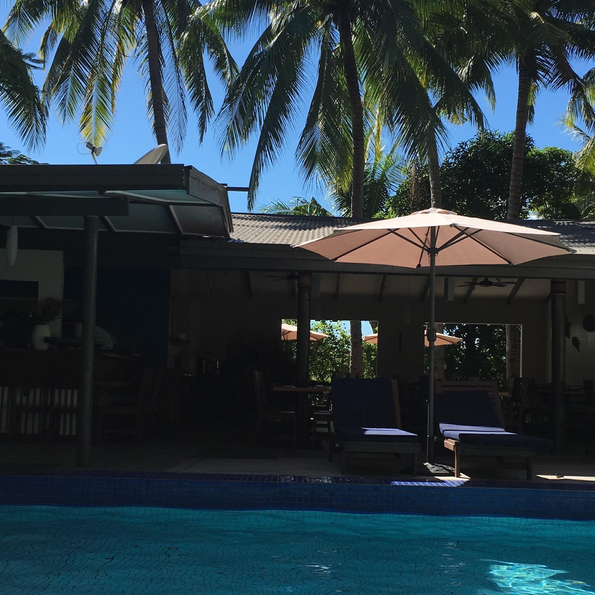 Hotelpool Oasis Palms