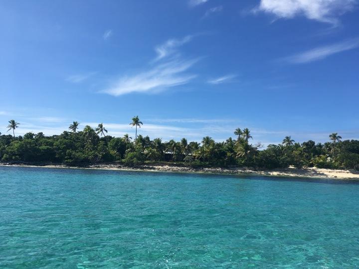 Fiji lädt zum Träumenein